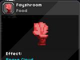Fayshroom