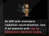 Radiation EPP