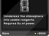 Atmospheric Condenser