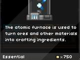 Atomic Furnace