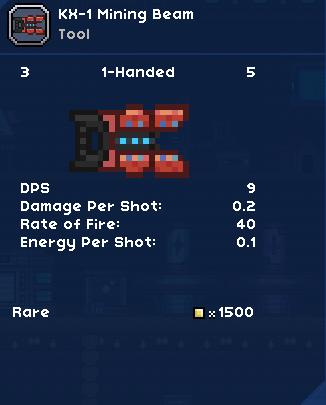 KX-1 Miner