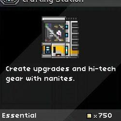 Nano-Fabricator