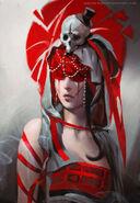 Red justice by sakimichan-d3koqoz