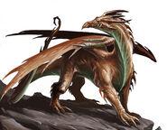 Copper Dragon by BenWootten