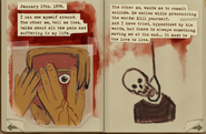 Leon's journal page 9-10