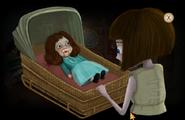 Clara and mia's doll