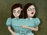Clara y Mia Buhalmet