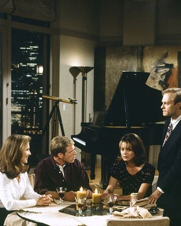 Frasier S Apartment Frasier Wiki Fandom
