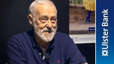 GIAF14 Interview With Frasier's John Mahoney