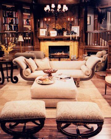 Niles S Apartment Frasier Wiki Fandom