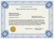 Pharmacy Express NZ 2018 License