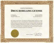 CVS license fake