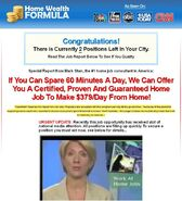 Home Wealth Formula
