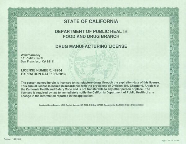 WikiPharmacy license.jpg
