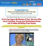 Secret Wealth Formiula 2