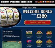 Gambling euro-prime