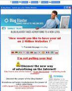 Blog Blaster