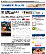 HCG Elite fake news