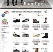 Prestige Footwear