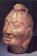 Guo Xiang Death Mask In Real Life