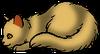 Лист Папоротника (Котёнок)