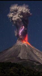 Вулканические молнии 2