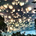 Трубчатые облака 5