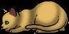 Упавший Ананас (Котёнок)