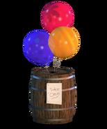 Balloon Barrel (Minijuego) - Barril 1 (FFPS)