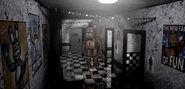 FNaF 2 - Main Hall (Freddy)