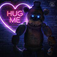 Freddy Fazbear - FNaF AR - HugMeTeaser