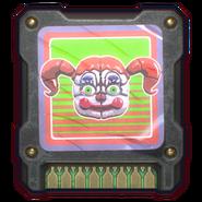 CPU Circus Baby