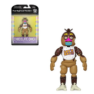 Chocolate Chica Action Figure