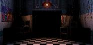 FNaF2 - Office (Alucinación - Muñeco de Papel Crepé de BB)