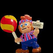 FNaF AR - Balloon Boy - Glimpse 3