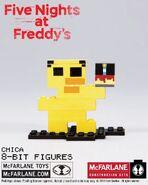 FNaF PrototypeChica 8-bits