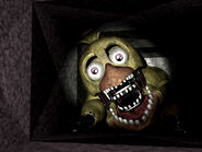 FNaF 2 - Right Air Vent (Chica)