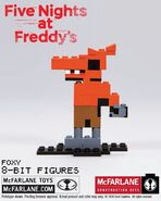 FNaF PrototypeFoxy 8-bits