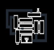 FNaF3 - Mapa (Vacío)