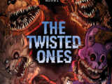 Five Nights at Freddy's: The Twisted Ones (Graphic Novel)