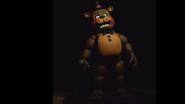 Toy Freddy en La Galería