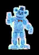FNaF AR - Freddy Frostbear 1 (Mercancía - Sticker)