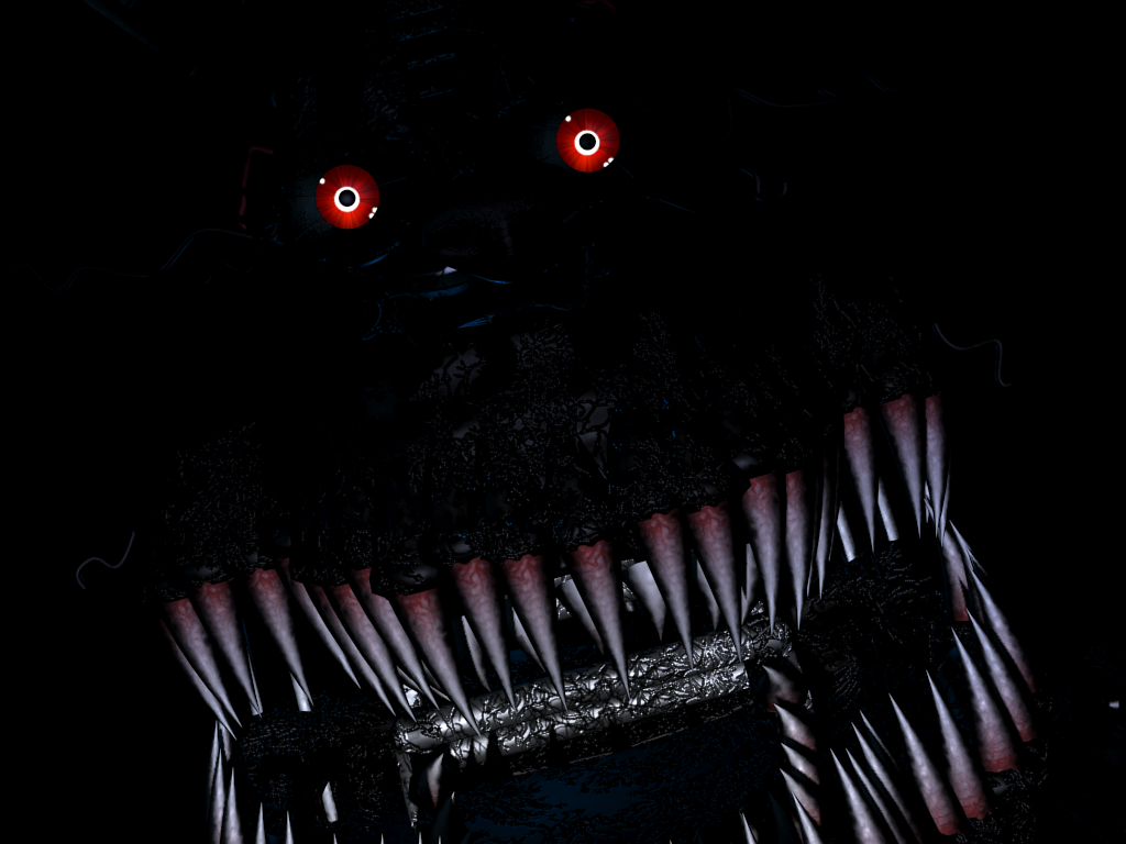Nightmare animatroniki