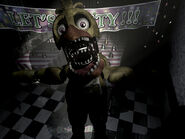 FNaF 2 - Party Room 2 (Chica)