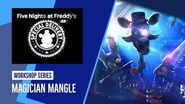 FNAF AR Workshop Series Magician Mangle