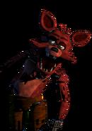 FNaF - Foxy (Textura)