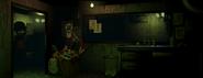 FNaF3 - Office (Alucinación - Muñeco de papel crepé 1)