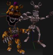 NightmareFreddy&EndoRef