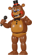 FNaF AR - Toy Freddy - Glimpse 1
