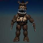 NightmareFredbearAF - FNaFVR
